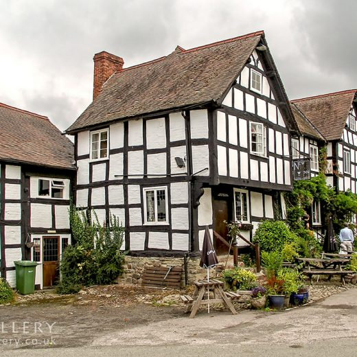 New Inn, Pembridge: Pub exterior