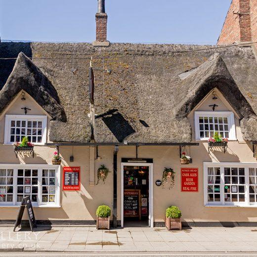 Kings Head, Horncastle: Full pub exterior