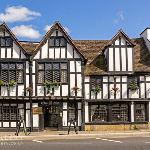 Black Swan, York: Full pub exterior