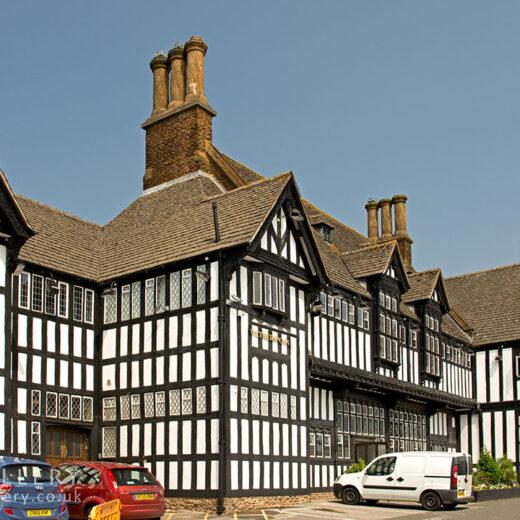 Black Horse, Birmingham: Full pub exterior